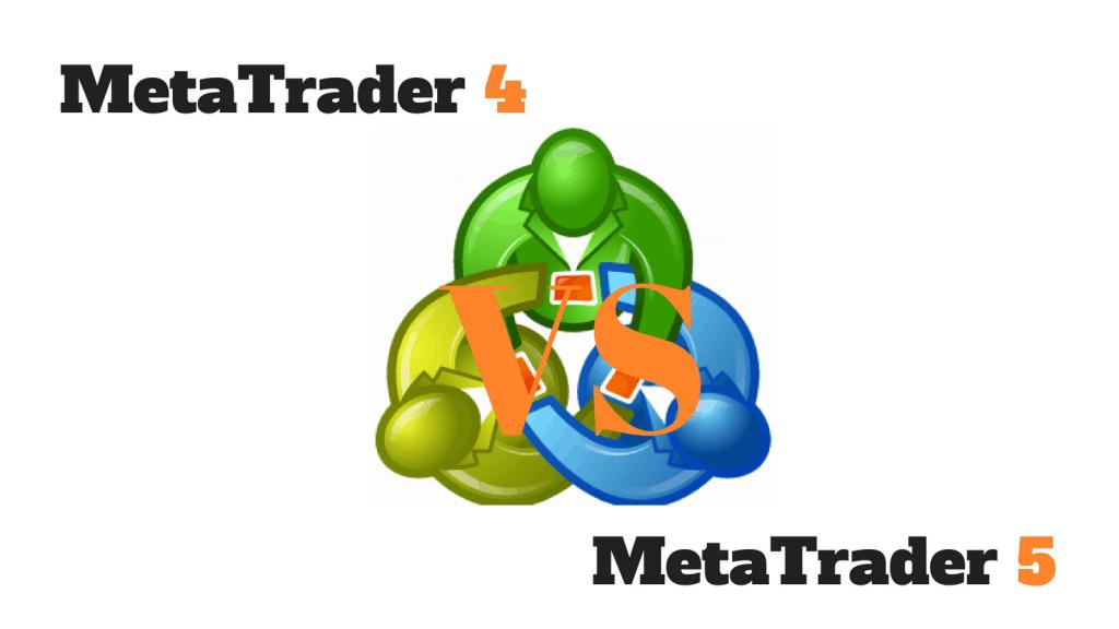 MetaTrader 4 vs Meta Trader 5