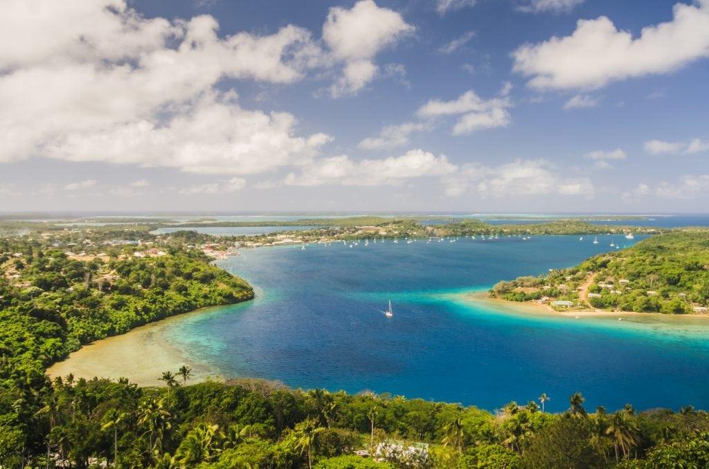 Vanuatu Kingdom of Tonga